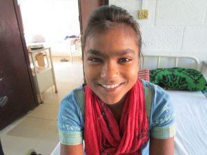 Nilam, aged 12. Oct 2014