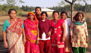 Sunderbasti Women's Group Finance committee